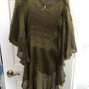 Free People Pullover Sweater one size